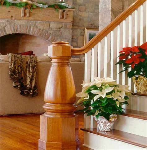 decorar en navidad aprende trucos para decorar escaleras en navidad
