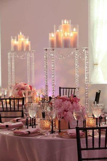 candelabros y arañas de cristal eventos estilos decorativos con candelabros para centros de mesa