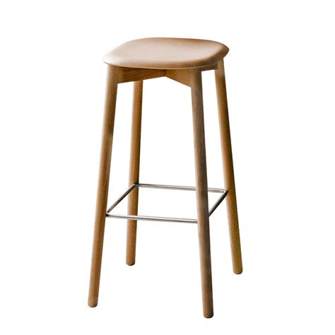 Stools Soft by Soft Edge 32 Bar Stool By Hay