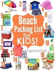What Should You Pack For The Ultimate Summer Getaway by Packing Lists Packing Lists And Vacations On