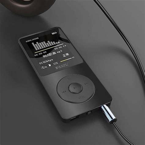 Mp3 Player Ruizu X02 ruizu x02 1 8 inch tft screen hifi 4g sport mp3 player fm recorder alarm clock sale
