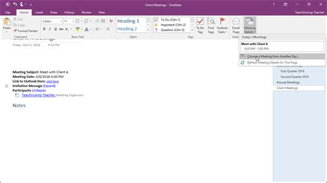 outlook meeting template 7 best agenda templates