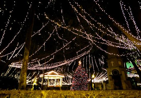 Festival Of Lights St Augustine by You It S In Florida When