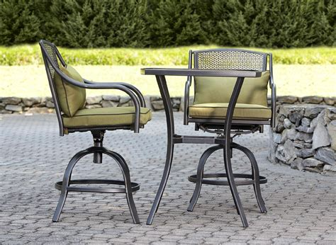 High Table Patio Set High Bistro Patio Set Patio Building