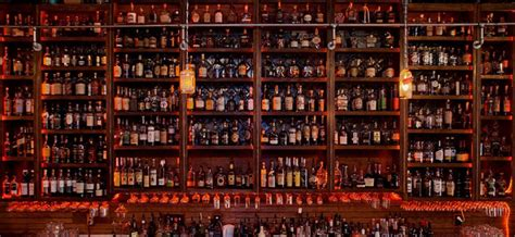 top ten bars in america the top bourbon bars in america the bourbon review