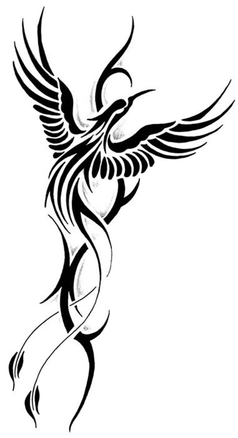 tattoo tribal fenix tattoo design the phoenix ideatattoo
