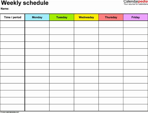 9 On Call Schedule Template Excel Exceltemplates Exceltemplates Monthly On Call Schedule Template