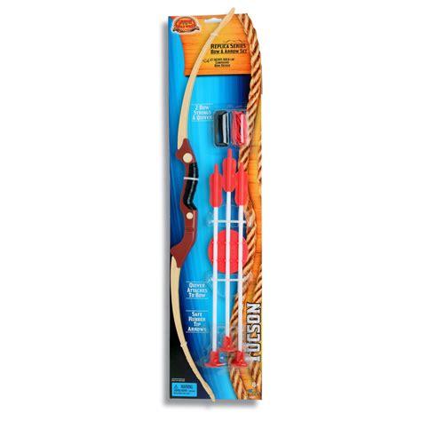 9956 Mainan Pistol Set Appliance imperial legends of the west bow arrow set
