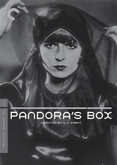 film pandora s promise pandora s box 1929 the criterion collection