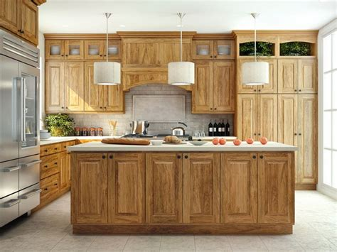 Hickory Kitchen Cabinet 25 Best Ideas About Hickory Cabinets On Pinterest Rustic Hickory Cabinets Hickory Kitchen