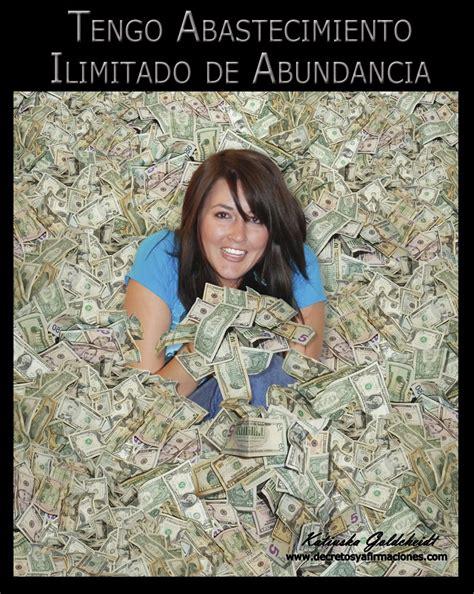 opulencia y abundancia yo soy ilimitada en abundancia yo soy la ilimitada
