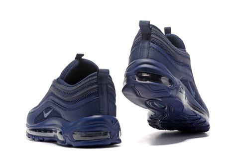 Nike Running High Premium Quality high quality nike air max 97 og qs navy blue 884421 003 s running shoes trainers shoesmass