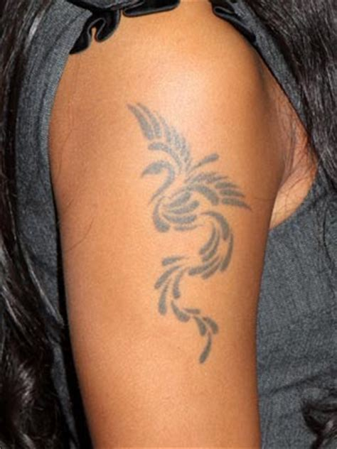 mel b tattoo melanie brown tattoos fimho