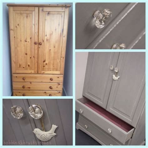 How To Paint A Wooden Wardrobe White by 25 Best Ideas About Painting Pine Furniture On