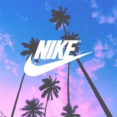 colorful nike wallpaper blue colorful nike ombre palm trees image 3906416