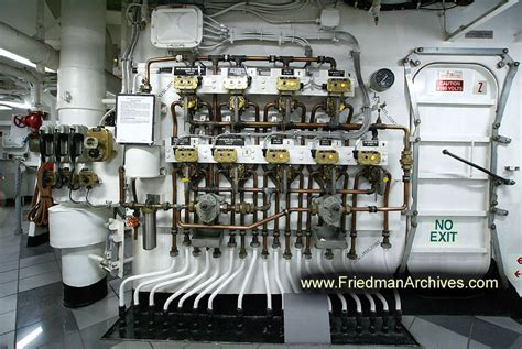 Carrier Plumbing by Aircraft Carrier Plumbing Switchboard