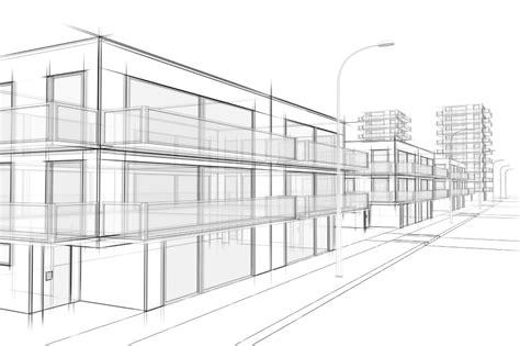 zeichnung architektur zukunftsweisende wohnkonzepte casando magazin