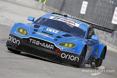 trg aston martin racing trg aston martin racing heads to the six hours of the glen