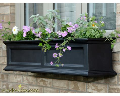 Flower Pots On Window Sills Window Sill Planter And Where To Get Affordable Ones