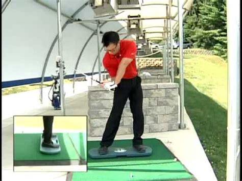 swings korean the balanced golfer swing trainer korean youtube