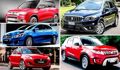 Maruti Suzuki Upcoming Car Upcoming Maruti Suzuki Cars Launching In India In 2018 19