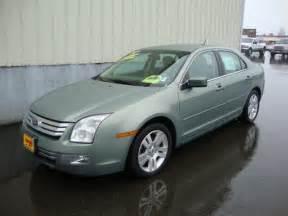 2009 ford fusion v6 mpg