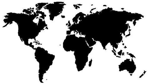 map world black and white 301 moved permanently