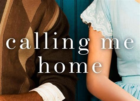 warner to adapt novel calling me home described as
