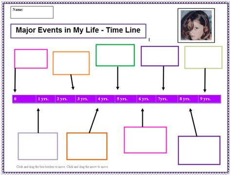 time to tell your personal family history books my time line template k 5 computer lab technology