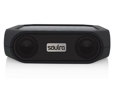 soulra rugged rukus soulra rugged rukus solar bluetooth speaker powerbank