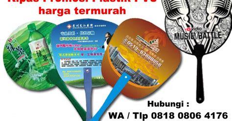 Kipas Custom Souvenir Kipas Celebration 1 jual kipas promosi plastik pvc harga termurah barang promosi mug promosi payung promosi