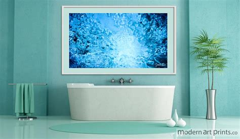 Modern Bathroom Wall Decor Abstract Bathroom Wall Modern Prints Framed Wall Large Canvas Prints