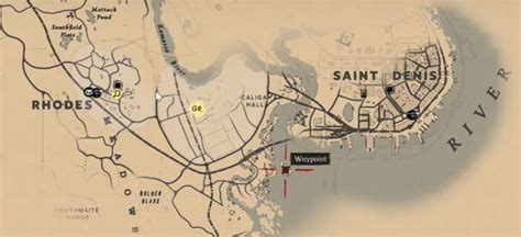 Sketched Map Rdr2 by Dead Redemption 2 Easter Eggs Page 2 Of 4 Dead