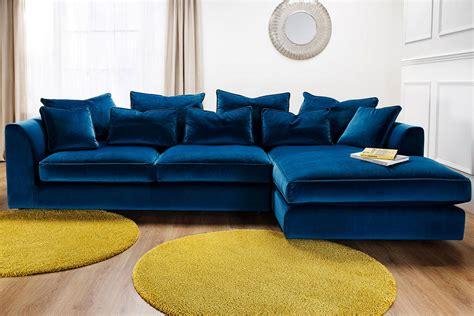 Arnotts Sofas by Whitemeadow Bossanova Large Chaise Sofa Left Facing