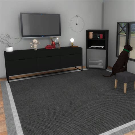 tv cabinet  console  leo sims sims  updates