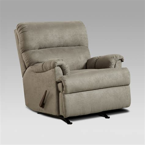 chaise rocker recliner chelsea home 192155 sg chaise rocker recliner atg stores