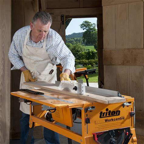 home dzine home diy triton work centre makes woodworking