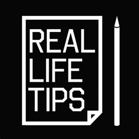 life tips reallifetips real life tips twitter
