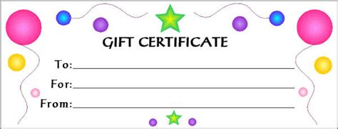odeon printable gift certificates blank gift cards km creative