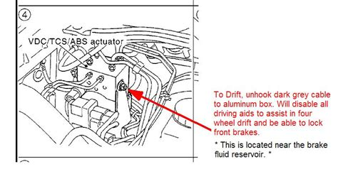 2008 nissan frontier slip light anyone unplug thier abs before drifting page 2 my350z