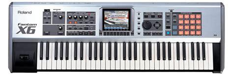 Keyboard Roland X6 my us free ads roland fantom x6 workstation keyboard