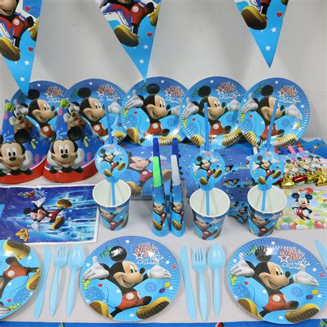 St Big Mickey Kid wholesale 1pack 45pcs mickey mouse kid 1st