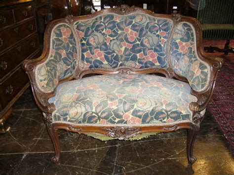 antique settees for sale petite french settee for sale antiques com classifieds