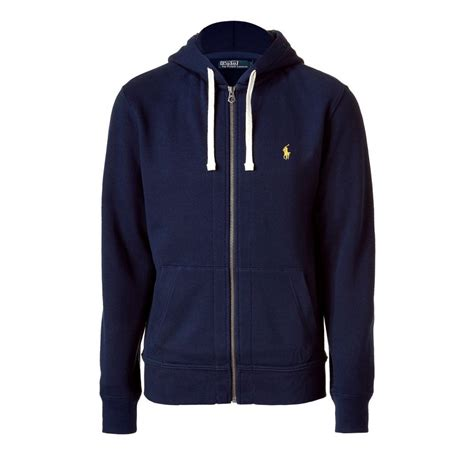 Hoodie Navy Polos ralph polo hoody navy sweatshirt mens
