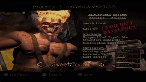 Sweety Black twisted metal black let s play ep 11 sweet bot sweet