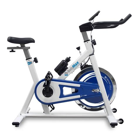 Spinning Bike America White for spinning classes indoor cycling bikes