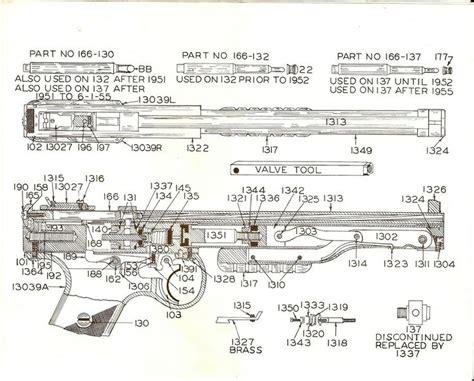 Seal Sharp Barrel benjamin 130 parts air gun home view topic benjamin