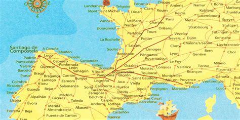 el camino de santiago de compostela historia camino de santiago