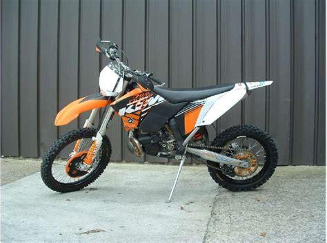Ktm 250 Xcw For Sale 2009 Ktm 250 Xc W For Sale On 2040motos