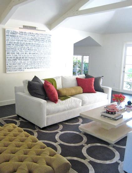 navy rug living room navy velvet tufted sofa with high back contemporary living room